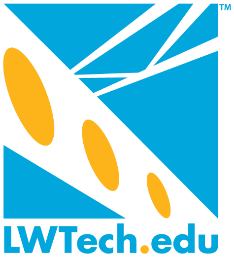 LWTech logo bug with URL and trademarked