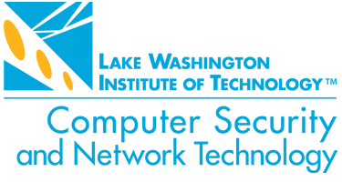 LWTech Computer Security & Network Technology Logo