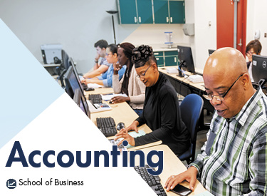 LWTech Accounting Program Flyer