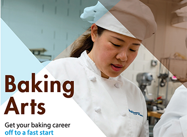 LWTech Baking Arts Program Flyer