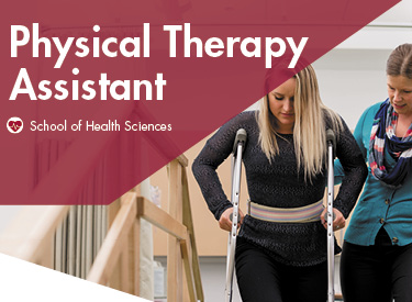 LWTech Physical Therapist Program Flyer
