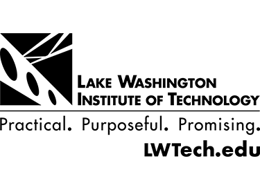LWTech Primary black logo