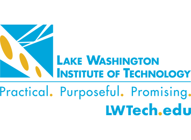 LWTech Primary Teal & Gold logo