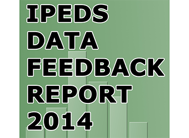 IPEDS Data Feedback Report 2014