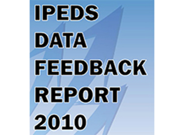 IPEDS Data Feedback Report 2010
