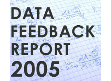 IPEDS Data Feedback Report 2005