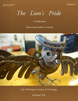 The Lion's Pride Volume 8