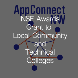 National Science Foundation Awards Grant to Local Community and Technical Colleges