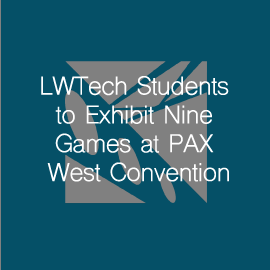 Lake Washington Institute of Technology Students to Exhibit Nine Games at PAX West Convention