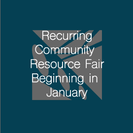 Lake Washington Institute of Technology to Hold Recurring Community Resource Fair Beginning in January