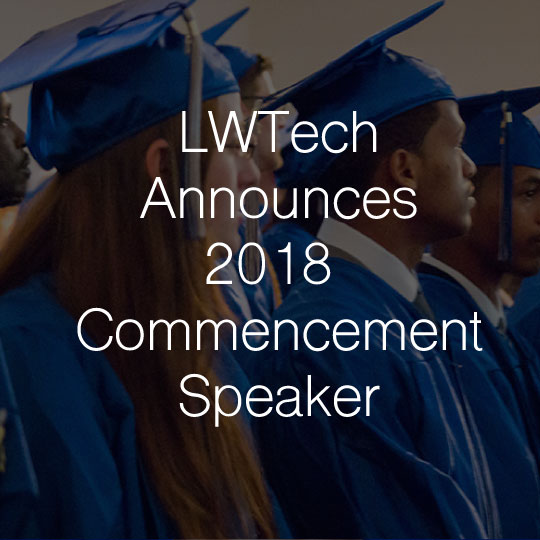 Lake Washington Institute Of Technology Announces 2018 Commencement Speaker