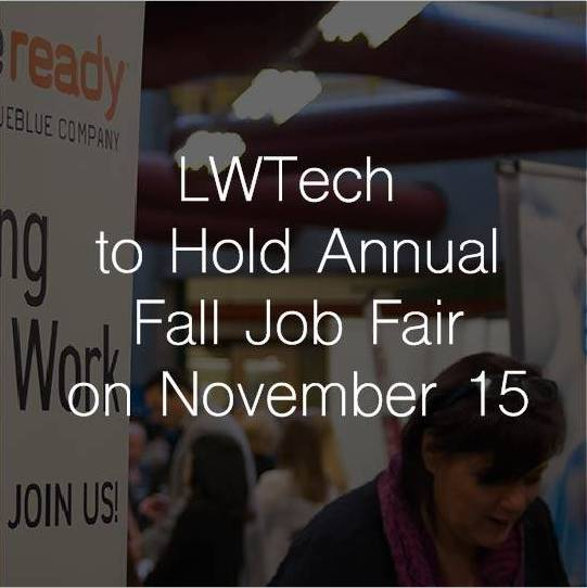 Lake Washington Institute of Technology to Hold Annual Fall Job Fair on November 15