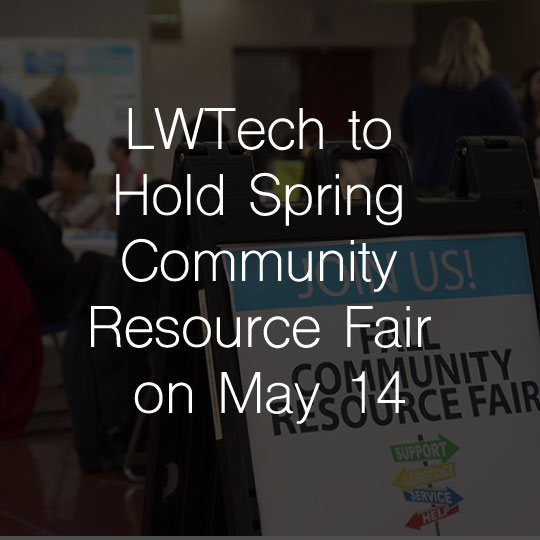 Lake Washington Institute of Technology to Hold Spring Community Resource Fair on May 14
