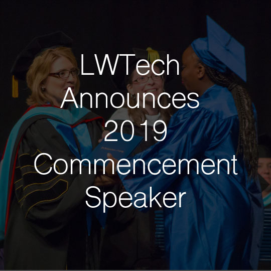 Lake Washington Institute of Technology Announces 2019 Commencement Speaker