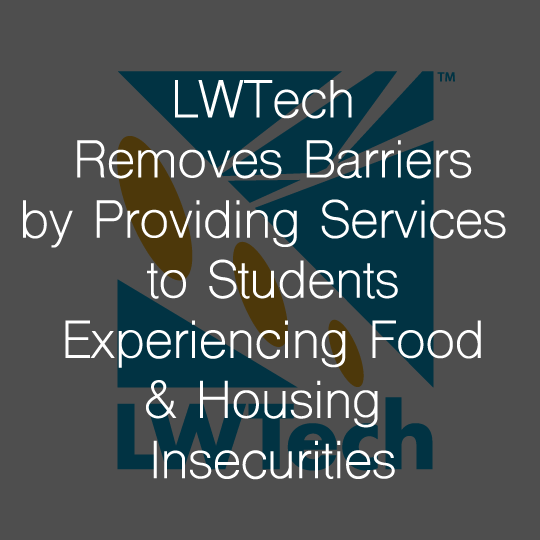 Lake Washington Institute of Technology Removes Barriers to Education by Providing Services to Students Experiencing Food and Housing Insecurities